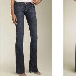 Rock & Republic Kasandra embellished bootcut jeans